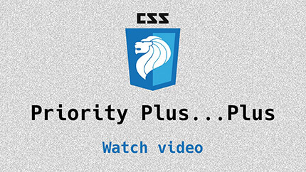 Link to Priority Plus video