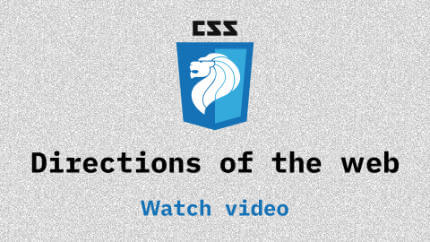 Link to Directions of the web video