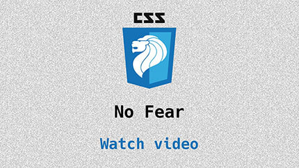 Link to No Fear video
