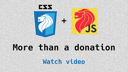 Link to building a donation web app video