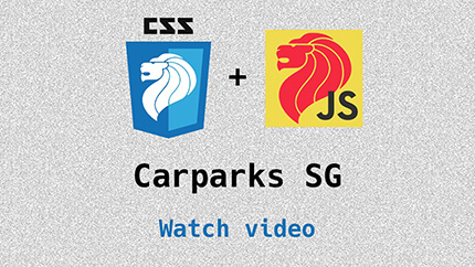 Link to Carpark SG video